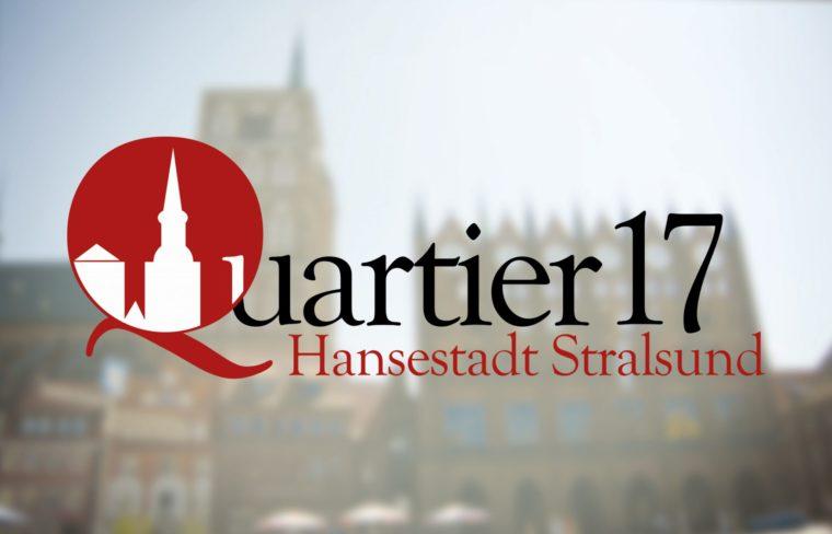 Quartier 17 Stralsund - Gestaltung Ausstellungstafeln